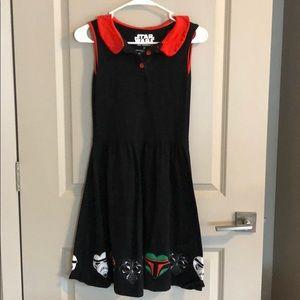 Star Wars Dark Side Dress